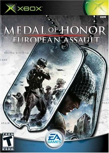 Medal of Honor European Assault - Xbox (Medal Of Honor European Assault Xbox 360)