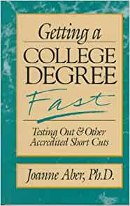 Getting a College Degree Fast (Frontiers of Education