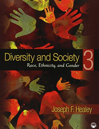 Healey BUNDLE, Diversity and Society, Third Edition + Parrillo, Diversity in America, Third Edition