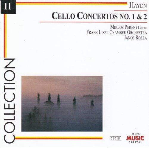 Haydn: Cello Concertos 1 & 2 (Franz Joseph Haydn Cello)