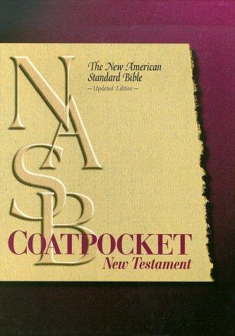 NASB Coat Pocket New Testament