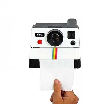 Kamera Papierhandtuchhalter Badezimmer Vintage Papier Karton ...