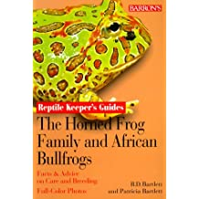 Horned Frog Family and the African Bullfrogs, The