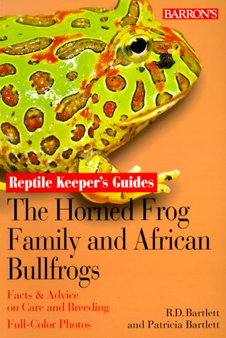 Horned Frog Family And The African Bullfrogs  The  Reptile And Amphibian Keepers Guide