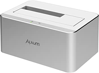 Alxum Aluminium USB 3.0 To SATA Single Bay Hard Drive Dockin