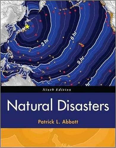 Natural Disasters: Patrick Leon Abbott: 9780078022876