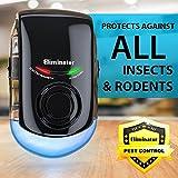 Eliminator Plug-in Electric Pest Repeller...