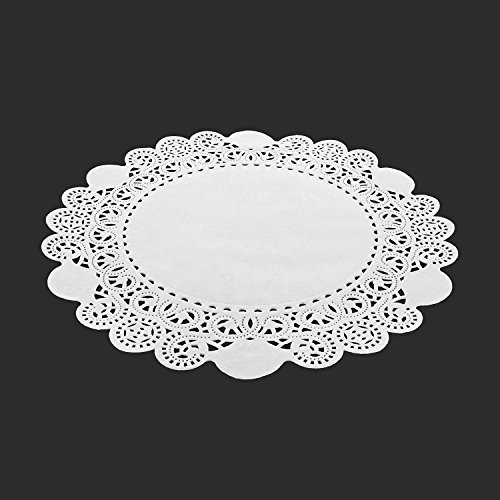 Royal 10'' Disposable Paper Lace Doilies, Case of 5000 by Royal (Image #1)