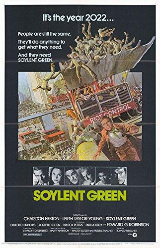 Soylent Green - Authentic Original 27