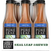 12-Pack Pure Leaf Sweet Iced Tea (Real Brewed Black Tea)