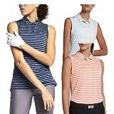 Nike Dry Sleeveless Stripe Golf