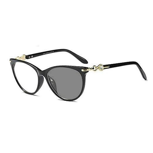4a484207cc79 MINCL Cat Glasses Frame Women Brand Designer Finished Sun Photochromic Myopia  Optical lenses Eyewear (