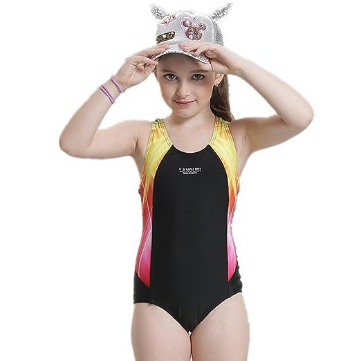 NOLLY Bañador Infantil de una Pieza. Curso de natación para ...