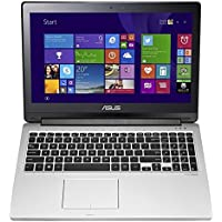 Asus Transformer Book Flip TP500LA Laptop / 15.6 in LED 1366 x 768 10-finger multi-touch display / Intel Core i3-4030U / 4GB / 500GB / No optical drive / Webcam / WiFi / Bluetooth / Windows 8.1 / Silver