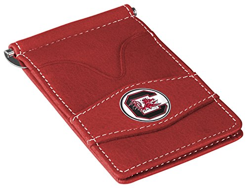 (NCAA South Carolina Gamecocks - Players Wallet - Garnet)