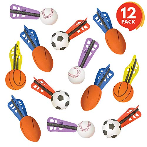"ArtCreativity 6"" Jet Sports Balls (Set of 12) 