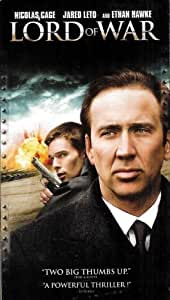 Lord of War [VHS]