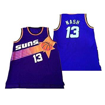 YMXBK Uniforme de Baloncesto de la NBA para Hombre Sun 34 ...