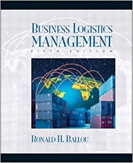 Book Business Logistics Management