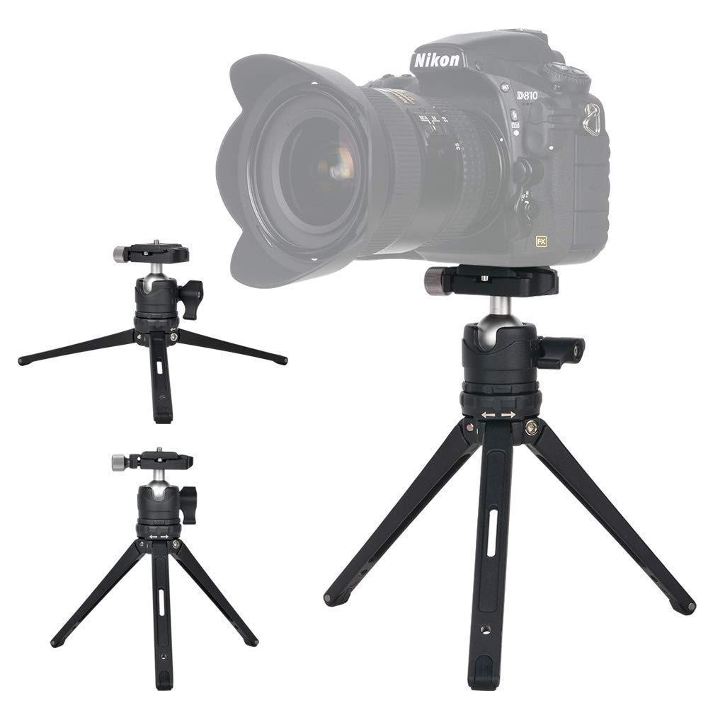 激安特価  ミニメタル三脚 - テーブルトップトラベル三脚 A9 Vlogger (Ulanzi) ボールヘッド付き クイックリリースプレート Canon Nikon Sony A7 A9 DSLR カメラ カムコーダー スマートフォン Youtuber Vlogger Gear 三脚 セルフィースティック (Ulanzi) B07PKTPJVK, 坂祝町:21b98817 --- martinemoeykens.com