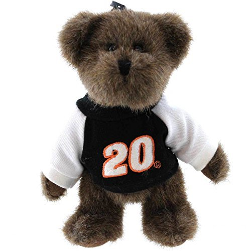 (Boyd's Bear Nascar Tony Stewart 20 T-Shirt Plush Ornament 6