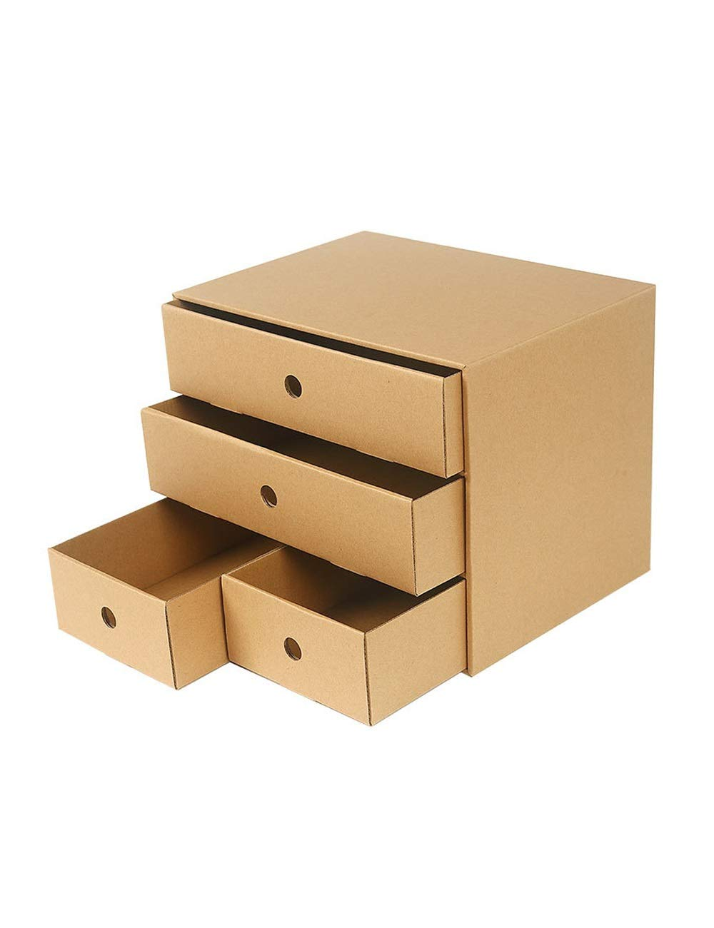 File Cabinets Office Desktop Drawer Type File Manager Stationery Cabinet 3 Layers A4 Paper Data Cabinet Storage Box Storage Home Office Furniture by File Cabinets