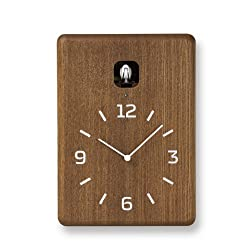 Lemnos cuckoo clock CUCU - Design clock from Japan