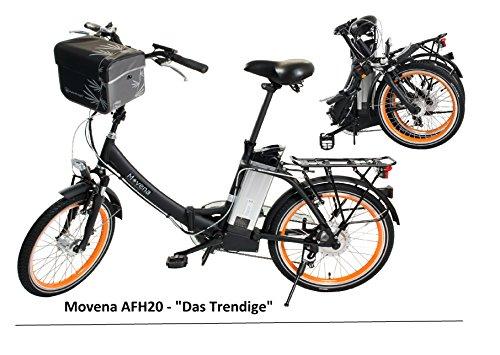 Certificado TÜV y bicicleta eléctrica - 36 V 15 Ah Batería, 20 pulgadas Pedelec de bicicleta plegable UVP: 2595,00 Euro, color negro mate: 36 V 15 Ah ...