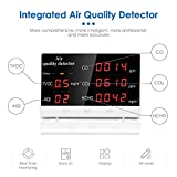 SEAAN Air Quality Detector/Monitor Accurate Tester