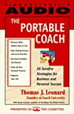 img - for The PORTABLE COACH: 28 Sure-Fire Strategies for Business and Personal Success book / textbook / text book