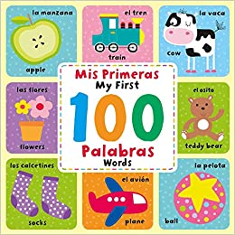 Amazon.com: My First 100 Words (Spanish Edition) (9781789050790): Igloo Books: Books