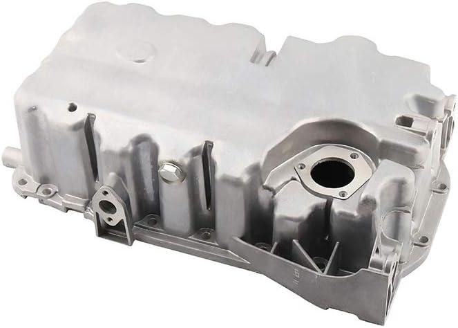 Schnecke Engine Oil Pan Fits select 1.8L 2.0L 1.9L 1.6L 1.4L AUDI A3 TT TT QUATTRO VOLKSWAGEN BORA EOS EUROVAN GOL GOLF//R//SPORTWAGEN GTI JETTA LUPO NUEVO GOL SAVEIRO SPORTVAN replaces 06F103601J