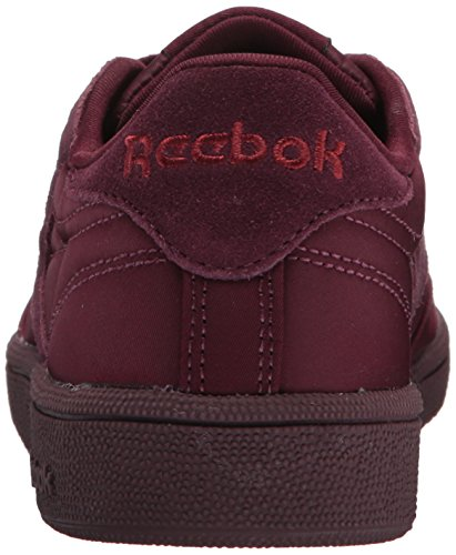 Reebok Women's Club C 85 Soft Sneaker Dark Red/Rust Met sale low shipping fee really cheap shoes online mkmbgwQd