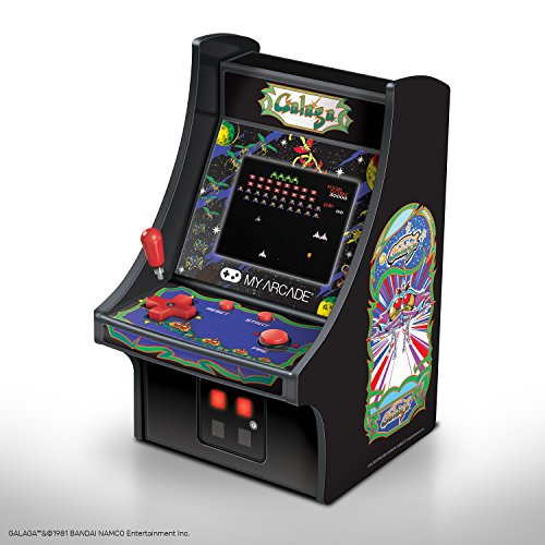 My Arcade Galaga Micro Player (DGUNL-3222) Black - for sale  Delivered anywhere in USA
