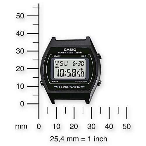 de8fa57dd187 Casio B640WB-1AEF Mens Retro Collection Digital Black Watch  Casio   Amazon.com.mx  Relojes