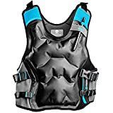 Jetty Inflatable Snorkel Vest – Premium Snorkel Jacket for Adults. Features Balanced Flotation, Secure Lock and Comfort Fit. Perfect For Snorkeling, Paddle-boarding and Other Low Impact Water Sports.
