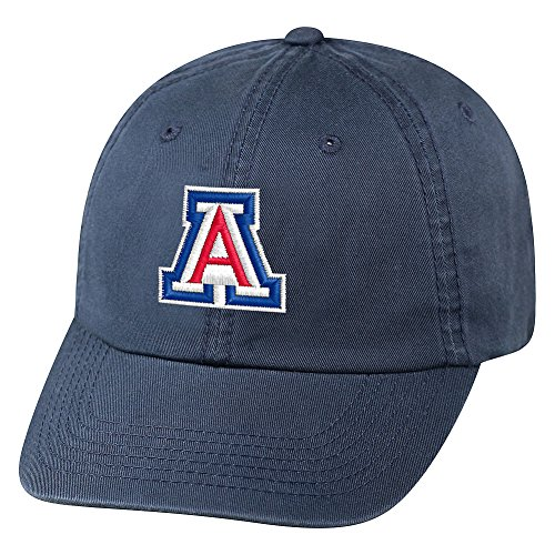 (Top of the World NCAA Arizona Wildcats Men's Adjustable Hat Relaxed Fit Team Icon,)