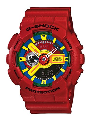Casio G shock Digital Ga 110fc 1a Limited