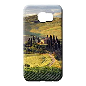 samsung galaxy s6 edge Slim Fashion trendy phone carrying case cover tuscan summer