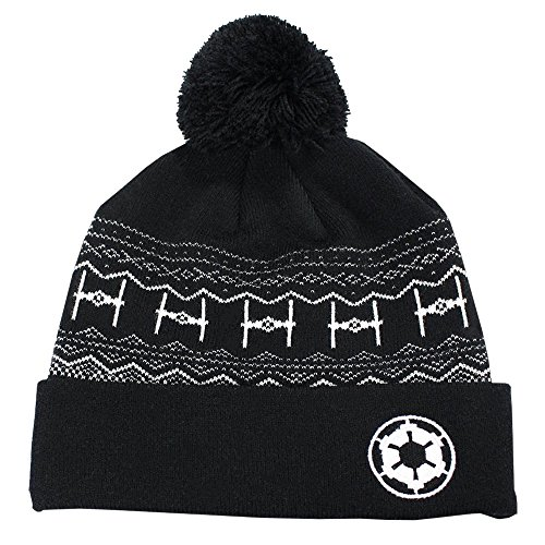 Official Star Wars Empire Bobble Hat/Beanie