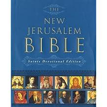 The New Jerusalem Bible: Saints Devotional Edition