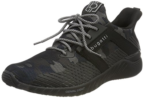 Kornblau Herren 342394616959 Chaussure, Gris (gris / Noir)