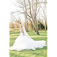Soft Wedding Veil | Catherdal Length