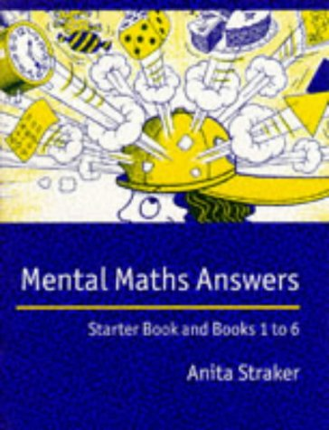 Mental Maths Answer book