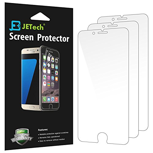 iPhone Screen Protector JETech Packaging