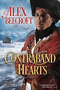 Contraband Hearts (Porthkennack Book 10) by [Beecroft, Alex]