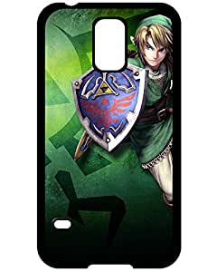 3605251ZA219874572S5 Fashionable Design Zelda Link in the Lost Woods Samsung Galaxy S5 Phone case