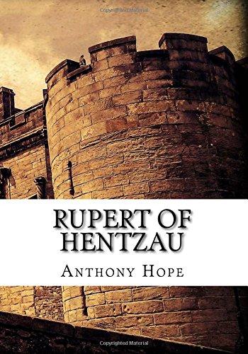 Download Rupert of Hentzau Text fb2 book