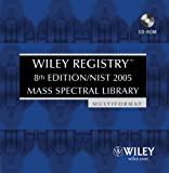 Wiley Registry Mass Spectral Library, 2005, McLafferty, Fred W. and John Wiley & Sons Staff, 0470047860
