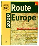 Route 66 route europe 2000